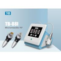 Buy cheap Portable Aesthetic Radio Frequency Microneedling Machine 49 Pins Needle Depth 0.5mm - 3mm from wholesalers