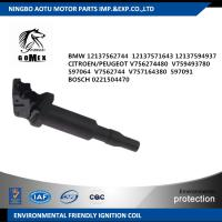 BMW 12137562744 CITROEN/PEUGEOT V756274480 BOSCH 0221504470 Ignition Coil Unit  brown middle neck slice Ignition Parts Manufactures