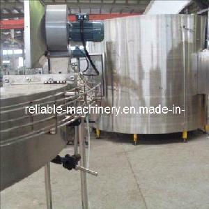 Automatic Bottle Unscrambler Machine/Sorting Equipment (LP-18) Manufactures