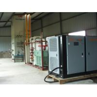 Buy cheap Skid Mounted Industrial Oxygen Gas Plant Cryogenic Separation Unit 100 m3/hour from wholesalers