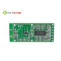 Quality 4-28V 100mA RCWL-0516 Switch Module Microwave Radar Sensor Human Body Induction for sale