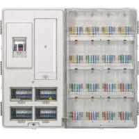 China Single Phase Residential Electric Meter Box 16 Positions  Pc Enclosure Bs Mounting on sale