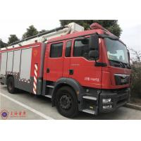 Isuzu FTR34L Fire Rescue Ladder Truck 4x2 Drive​ With Single Row Cab Manufactures