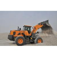 China High Intensity Compact Wheel Loader Large Breakout Force Flexibility on sale