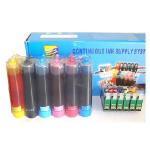 Sublimation Ink 6 Colour CISS (NO. ci6) Manufactures