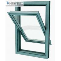 Powder Painted  Aluminum Window Extrusion Profiles 6063 Green Manufactures