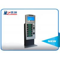 Digital signage free standing kiosk for lobby , 42 inch LED multi touch screen Manufactures