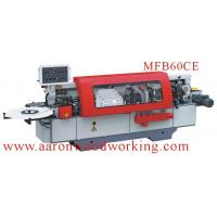 Buy cheap Automatic Edge Banding Machine MFB60CE from wholesalers