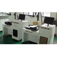 Yag Pulse Fiber Laser Welding Machine For Metal Products , 500W  Three Phase Manufactures