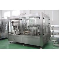 Industrial Carbonated Drink Production Line 200ml - 2000ml Bottle For Soft Drink Manufactures