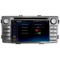 Ouchuangbo Car Radio DVD Android 4.4 System for Toyota Hilux 2012 GPS Navigation Stereo Multimedia Kit iPod OCB-6230D Manufactures