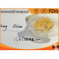 Yellow Steroids Trenbolone Raw Powder Trenbolone Acetate For Muscle Growth