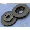 Standard Size Front Brake Disc For Chevrolet OEM 96329364 / 96329634 Manufactures
