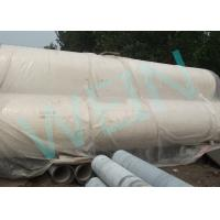 High Precision Jacking Tube Rock Wool Material DN600 - DN1200 ISO2531 EN545 Manufactures