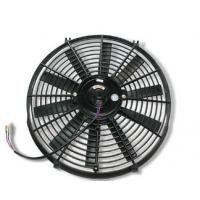 120w 14 Inch Universal Radiator Cooling Fan Plastic Material In Black Manufactures