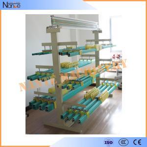 1.8m - 2.0m Bridge Crane Conductor Bar Insulated Bus Bar Corrosion Resistance Manufactures