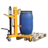 0.6m Lifting Height Drum Stacker Lift Eagle-gripper Type for Theatre, Hospital Manufactures