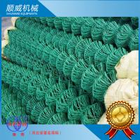 Semi Automatic Chain Link Fence Making Machine With Huge Wire Mesh Industry Support Manufactures