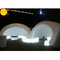 Large Inflatable Luna Tent for Sale Inflatable Office Pod Tent Moveable Inflatable Luna Pod Manufactures