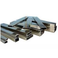 China 2 X 3 Rectangular Hollow Steel Bar Profiles Non - Secondary Dimensional Stable on sale