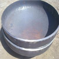 24 inch large stainless steel pipe end cap Manufactures