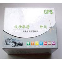 6 * 6 * 3.5 Inch Glossy Lamination Paper Corrugated Boxes, Gps Packaging Box Manufactures