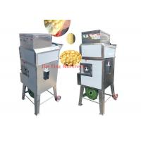 China Industrial Corn Sheller Machine With 400 Kg/H 12 Month Warranty on sale