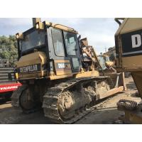 Original Colour Second Hand Construction Equipment  D6g Old Caterpillar Bulldozer Manufactures