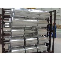 0.0065 micron Aluminum Foil Roll With Small Rolls In Wooden Case Manufactures