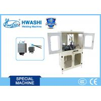 Electrical Transformer Automatic MIG Tig Welder , for E-I Type Transformer Lamination Manufactures