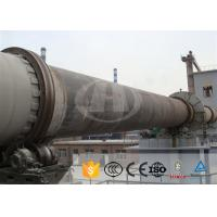 Chemical Rotary Lime Production Line Dry Process Cement Manufacturing Plant Manufactures