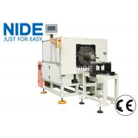 Automatical Stator Slot Insulation Paper Inserter For Generator  0.75KW Manufactures