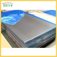 Eco Friendly Aluminum Sheet Protective Film Custom Size Easy Peel Off Manufactures