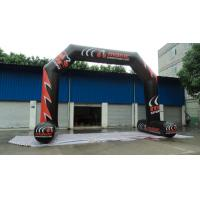 Large Multicolour Inflatable Advertising Arch / Custom Inflatable Arch Door Manufactures