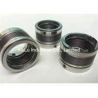 Burgmann MFL85N Pump Mechanical Seal Replacement  , KL-85N Metal Bellow Seal Manufactures