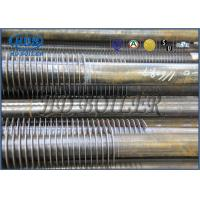 High Strength Boiler Fin Tube Integrated Extruded Spiral Fin Tube Resistant Corrosion Manufactures