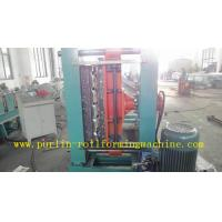 PVC Windows & Doors Profile Arch Bending Machine 0.4mm - 0.7mm Large Span for Construction Manufactures