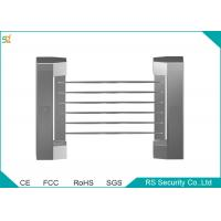 Quality Intelligent Special Home Security Automatic Fence Swing Turnstiles for sale
