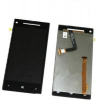 China Professional Digitizer HTC 8X Mobile Phone LCD Screen , cell phone screen Custom parts on sale