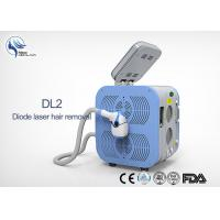 Permanent 808nm Diode Laser Hair Removal Machine / Body Hair Removing Machine Manufactures
