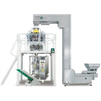 Buy cheap Automatic Multi Function packaging , Chips French Fries Snacks Packing Machine , from wholesalers