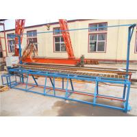 50 Times /Min Welding Wire Machine , Straight Razor Wire Machine 125 KVA Power Manufactures