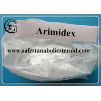 Anastrozole Powder Legal Raw Steroid Powders Arimidex For Treatment of advanced breast cancer Manufactures