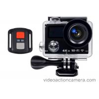 4K WIFI Waterproof Action Camera Full Hd 1080p With Allwinners V3 Chip Manufactures