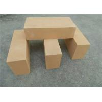 China Light Yellow Color Insulating Fire Brick Durable For All Kilns And Furnaces on sale