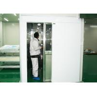 Quality Hidden Automatic Air Shower Tunnel , Air Shower System For Class 100 Clean Room for sale