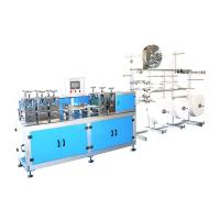 High Speed Medical Mask Body Making Machine Manufactures