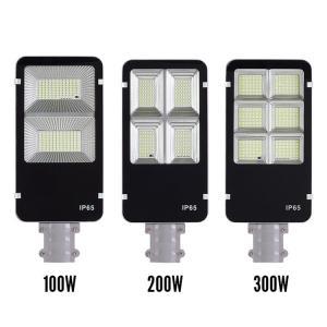 IP65 SMD Aluminum Led Street Lights SAA Waterproof 100W Manufactures