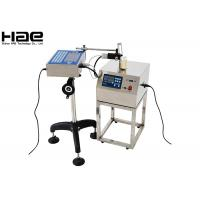 Buy cheap DOD Inkjet Coding Printing Machine With Rotary Table Conveyor from wholesalers