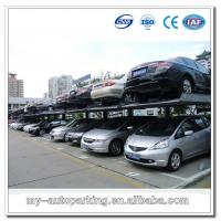 Smart Parking System Double Parking Car Lift Hydraulic Car Parking System Manufactures